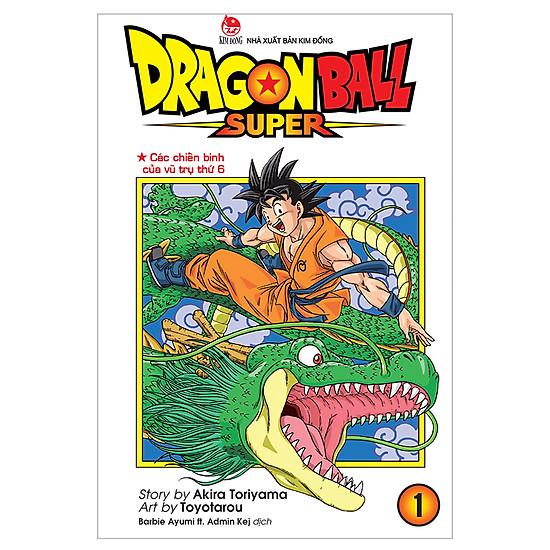 Dragon Ball Super - Tập 1