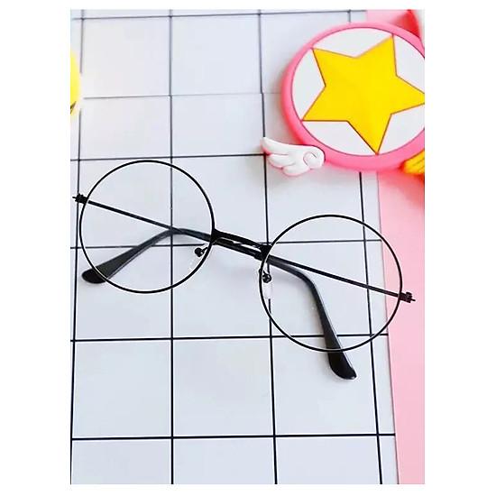 Kính Nobita Tròn Xoe Giả Cận Các Màu Siêu Dễ Thương KM02 = 27.900đ