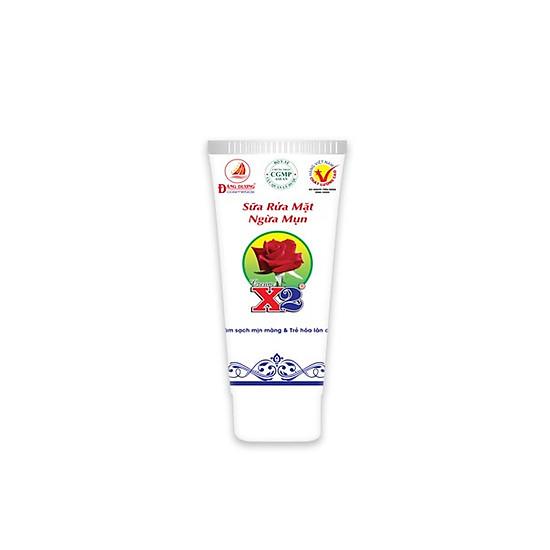 Sữa Rửa Mặt Ngừa Mụn Cream X2 50mlg