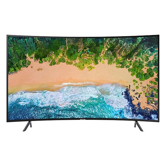 Smart Tivi Màn Hình Cong Samsung 49 inch UHD 4K UA49NU7300KXXV – Hàng chính hãng