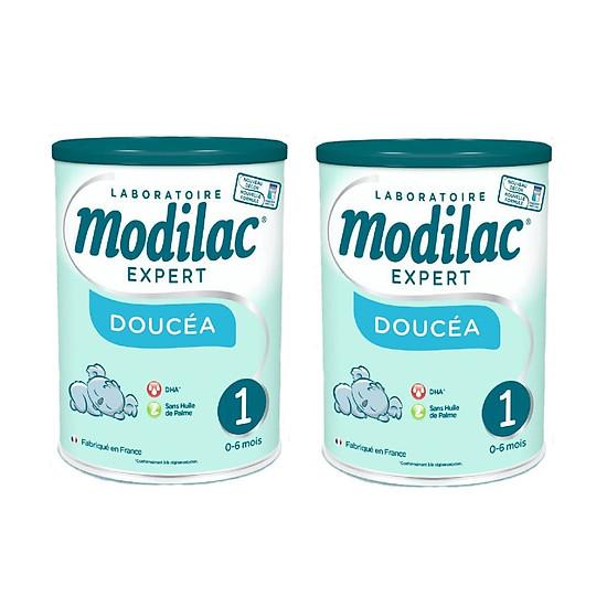 Lốc 2 Hộp Sữa Bột Modilac Doucea 1 (800g)