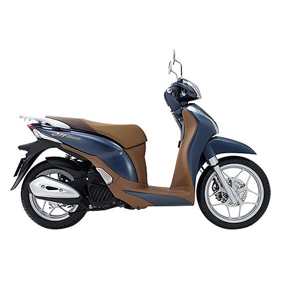 Xe Máy Honda SH Mode 2019 (Phiên Bản Thời Trang) Phanh CBS - Xanh Lam=54.420.000 ₫