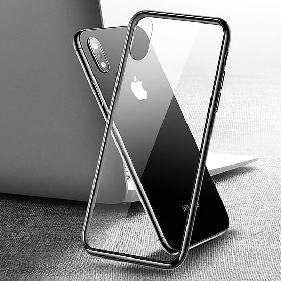 Ốp Lưng Cường Lực Trong Suốt cho IPhone XS Max - Hàng Chính Hãng Cafele