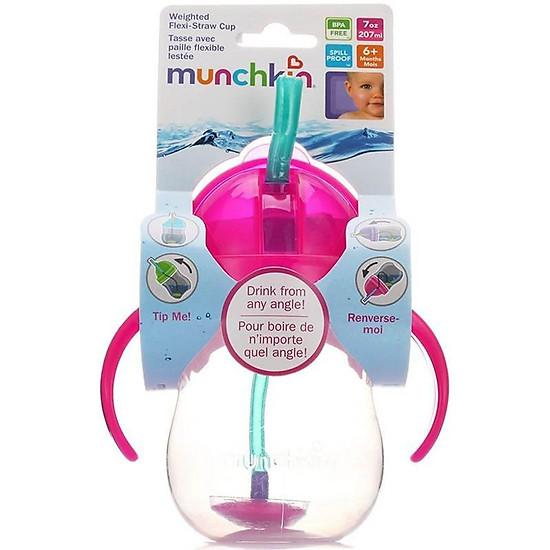 Cốc Ống Hút Mọi Tư Thế Munchkin 207ml – MK24188