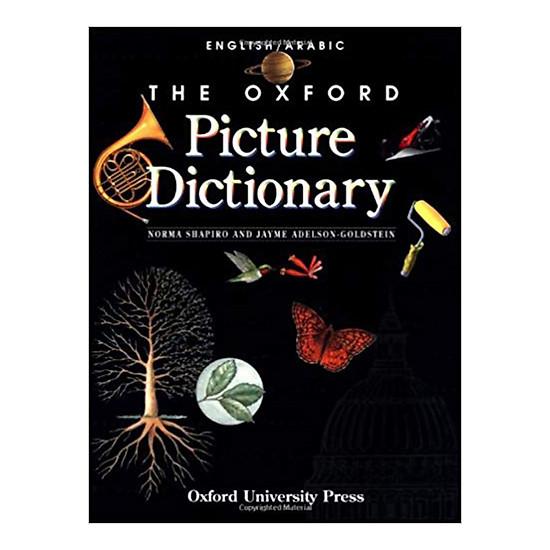 Hình đại diện sản phẩm The Oxford Picture Dictionary English/Arabic: English-Arabic Edition (The Oxford Picture Dictionary Program)