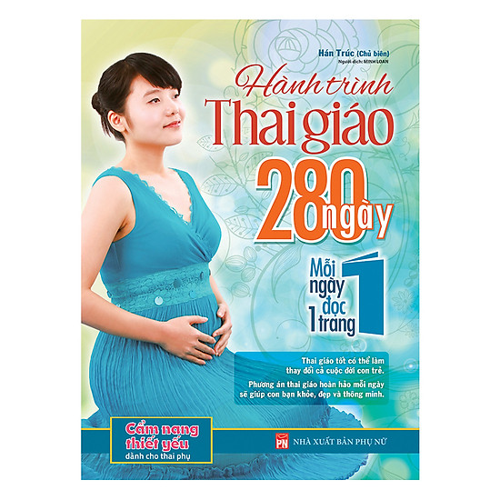 Hành Trình Thai Giáo 280 Ngày = 52.000 ₫