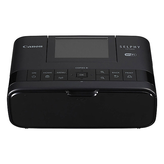 Máy In Ảnh Canon Selphy CP1300 Wifi Trắng - Hàng Chính Hãng