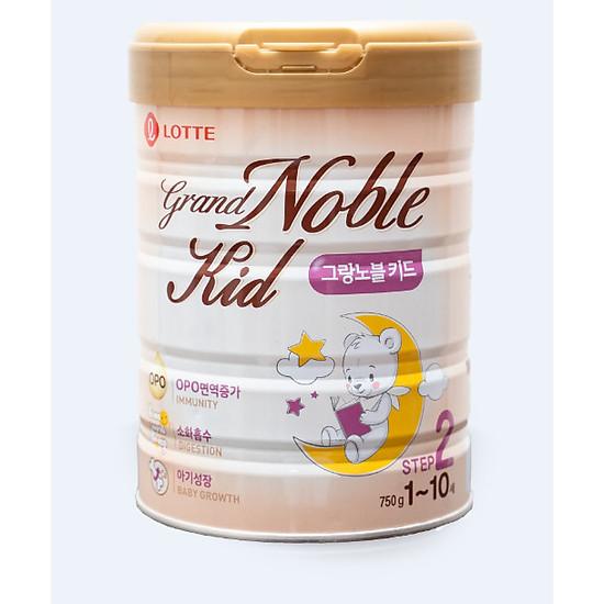 Sữa bột Grand Noble Kid dành cho bé 1-10 tuổi