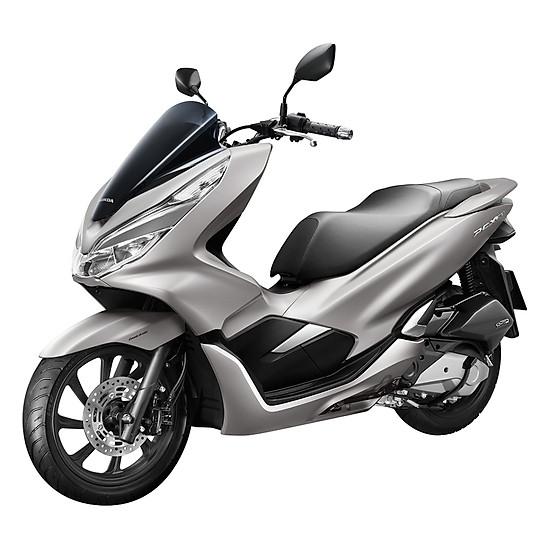 Xe Máy Honda PCX Cao Cấp 150cc Smart Key 2018 (Bạc Mờ Đen)=68.000.000 ₫