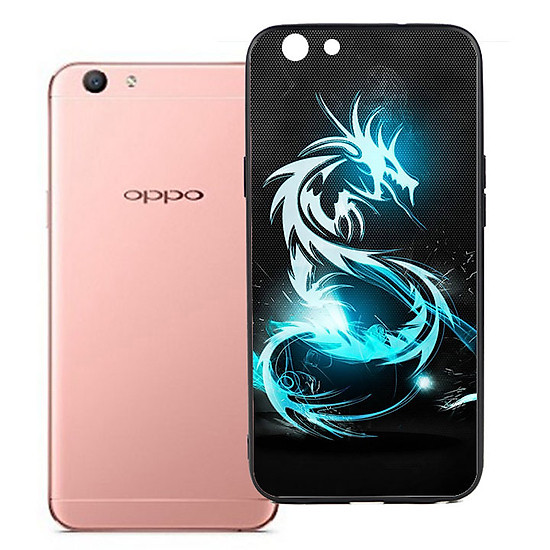 Thumb của hình Ốp lưng viền TPU cao cấp cho điện thoại Oppo F1S - Dragon 01
