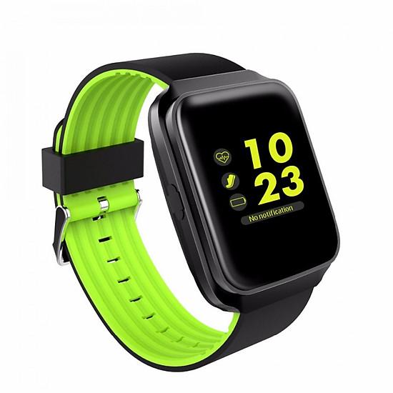 Hình đại diện sản phẩm JQAIQ Smart Watch Bluetooth Heart Rate Monitor Call/SMS Reminder Smartwatch Women Passometer Dial Call
