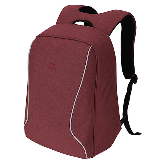 IX anti - theft backpack 15 - inch laptop bag business backpack casual bag  business orange 0891838cff340