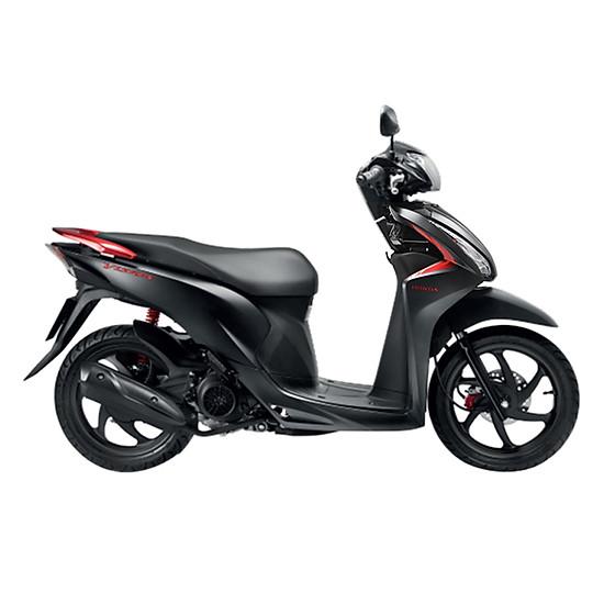 Xe Máy Honda Vision 2019 Phiên Bản Đặc Biệt Smart Key - Đen Xám - Tặng Nón Bảo Hiểm, Bảo Hiểm Xe Máy, Thảm Xe Máy=34.000.000đ