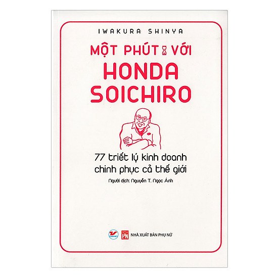 Một Phút Với Honda Soichiro