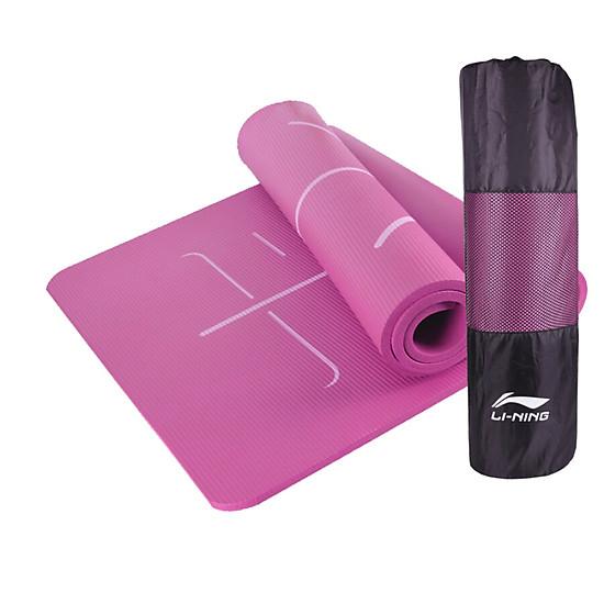 Kết quả hình ảnh cho Thảm Yoga định tuyến NBR dày 10mm TIKI