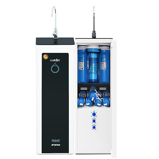 Máy lọc nước Karofi 9 cấp Optimus I2 O-i229/U có đèn UV
