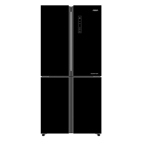 Tủ Lạnh Inverter Aqua AQR-IG525AM-GB (456L) – Đen
