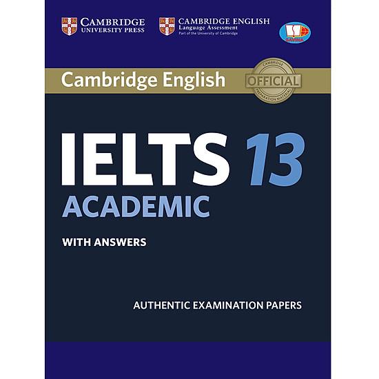 Cambridge IELTS 13 Academic = 117.000 ₫