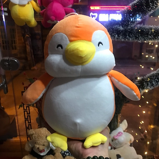 Gấu bông chim cánh cụt 30cm