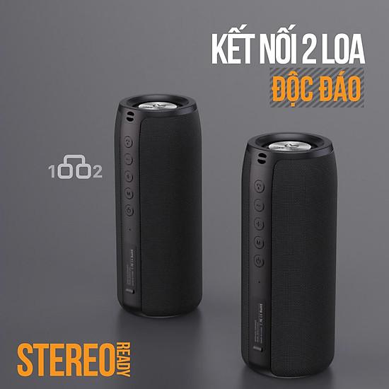 Loa Bluetooth 5.0 Extra Bass Ovleng Zealot S51 - Hàng Chính Hãng - Green Camo-3