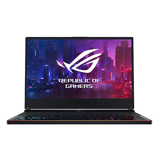 Laptop Gaming Asus ROG Zephyrus S GX531GV-ES010T Core i7-8750H/RTX 2060 6GB/Win10 (15.6 FHD IPS)