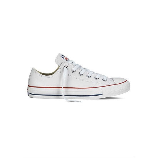 2e6f1cb927fc Giày Sneaker Unisex Converse Chuck Taylor All Star Leather White Low ...