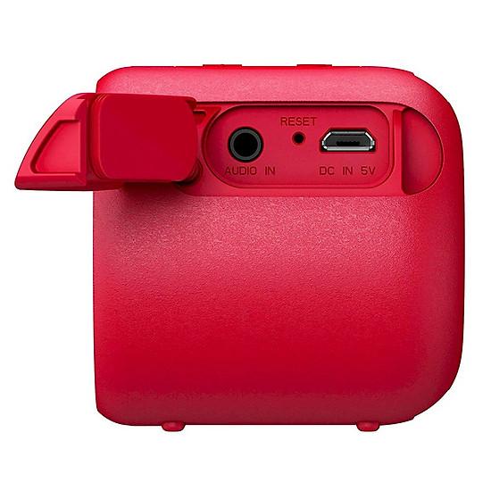 Loa Bluetooth Sony ExtraBass XB01 (Đỏ) - Hàng Chính Hãng-2