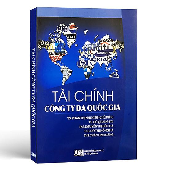 Tài Chính Công Ty Đa Quốc Gia - Multinational Corporation  Finance