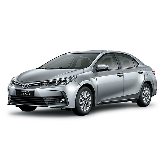 Xe Ô Tô Toyota COROLLA ALTIS 1.8E MT (HTML) - Bạc