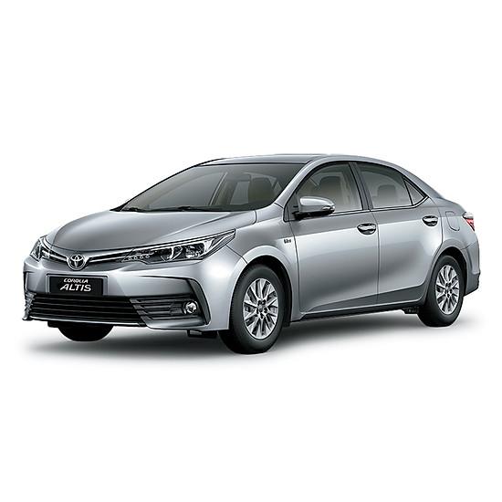 Xe Ô Tô Toyota COROLLA ALTIS 1.8E (CVT) - Bạc