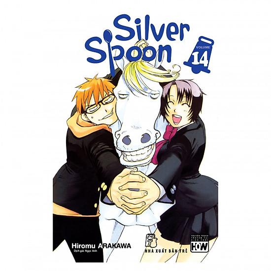 Silver Spoon (Tập 14)