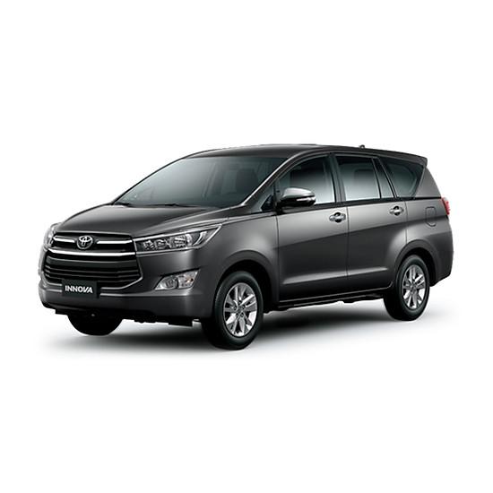 Xe Ô Tô Toyota INNOVA 2.0E - Xám