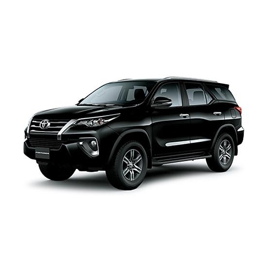 Xe Ô Tô Toyota FORTUNER 2.4AT 4x4 HTM - Đen