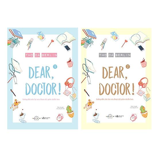 Dear, Doctor ( Bộ 2 Tập ) - Tặng Kèm Sổ Tay