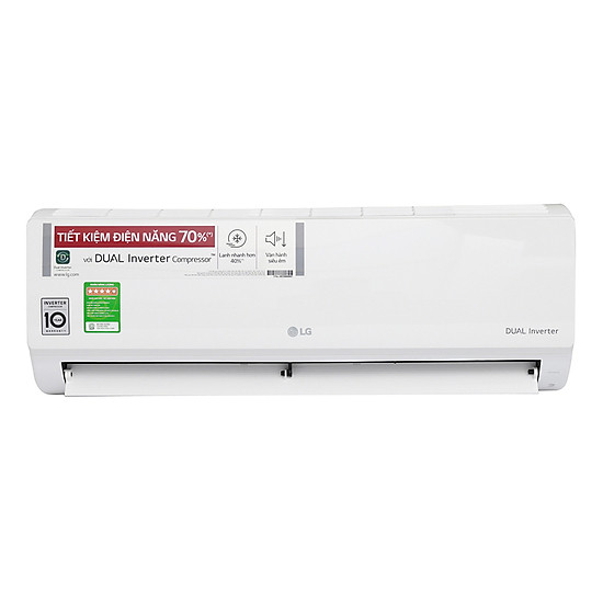 Máy Lạnh Inverter LG V10ENV (1.0HP)  = 6.990.000 ₫