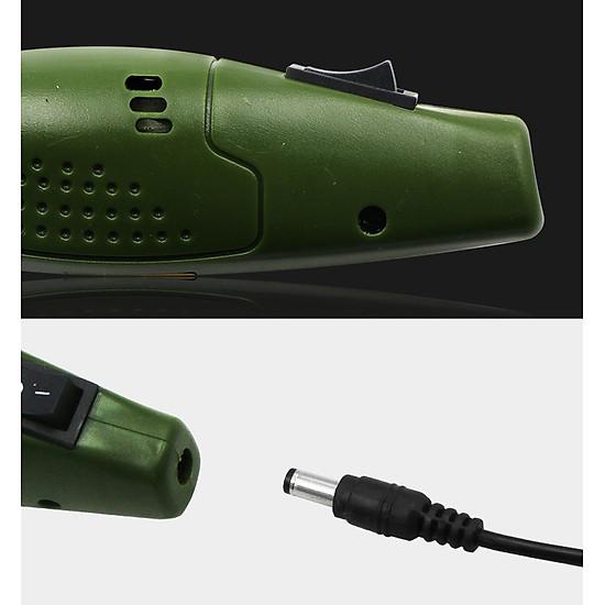 Thumb của hình Máy khoan mài cắt cầm tay mini 20W sửa chữa chi tiết nhỏ