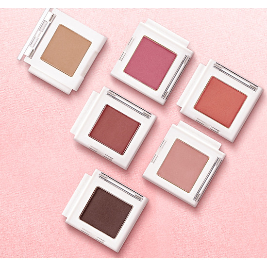 Màu Mắt Dạng Lì The Face Shop Mono Cube Eyeshadow (Matte) RD02