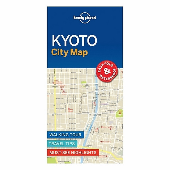 Kyoto City Map 1