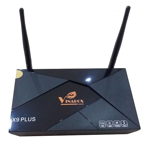 Android TV Box Vinabox X9 Plus (2GB) Hàng Chính Hãng | Tiki.vn