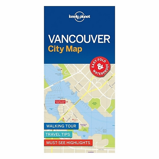 Vancouver City Map 1