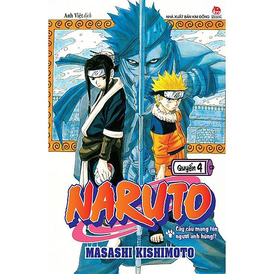 Naruto – Tập 4