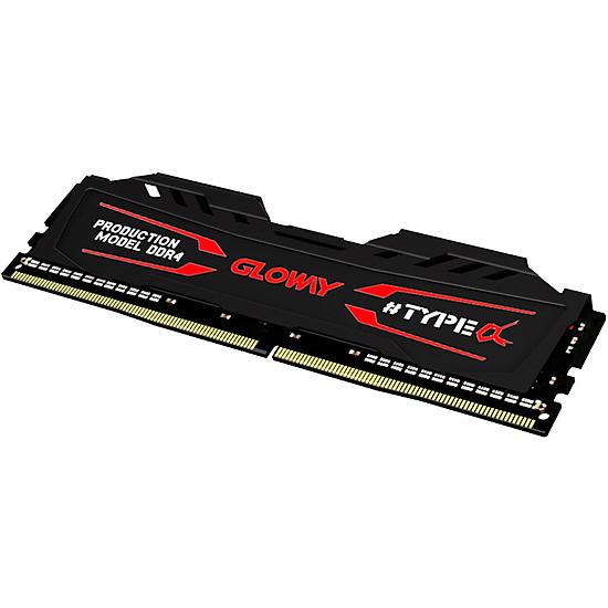 RAM PC Gloway 8GB DDR4 2666Mhz Tản nhiệt - Hàng chính hãng