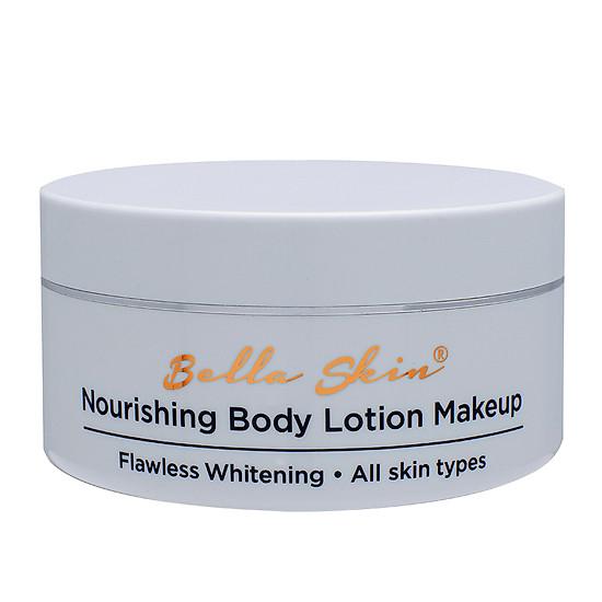 Kem dưỡng thể trang điểm chống nắng Bella Skin Nourishing Body ...