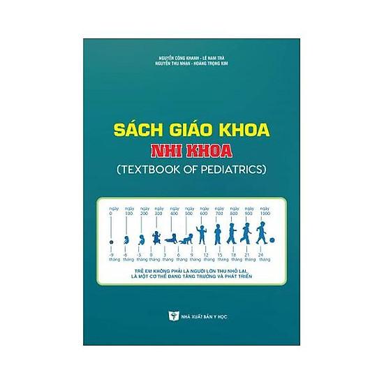 Sách giáo khoa nhi khoa ( Text book nhi khoa )   Tiki vn