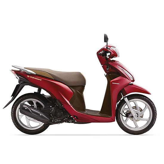 Xe máy Honda Vision 2019 Bản cao cấp Smartkey - Đỏ Tươi=33.500.000 ₫