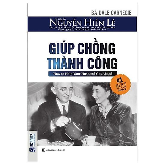 Combo 2 cuốn sách hay (Giúp chồng thành công +Chinh phục hạnh phúc )(Tặng kèm bookmark CR)
