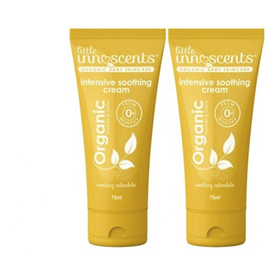 Bộ 2 tuýp Little Innoscents – Kem dưỡng da Intensive Soothing Cream