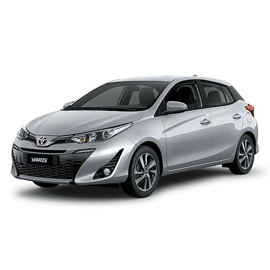 Xe Ô Tô Toyota YARIS 1.5G CVT - Bạc