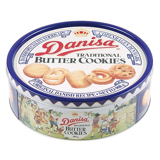 Bánh Quy Bơ Danisa (908g) = 243.000đ