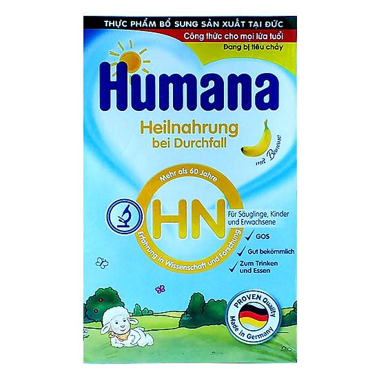 Sữa Bột Humana – Dành Cho Trẻ Từ Lúc Mới Sinh Bị Tiêu Chảy Hoặc Rối Loạn Tiêu Hóa (300g)<
